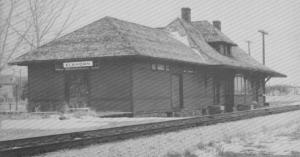 Elkhorn train station