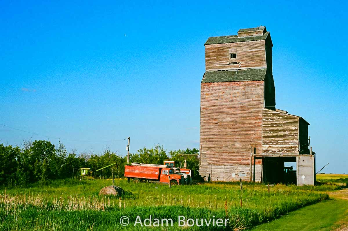 Booth Grain Elevators Of Canada