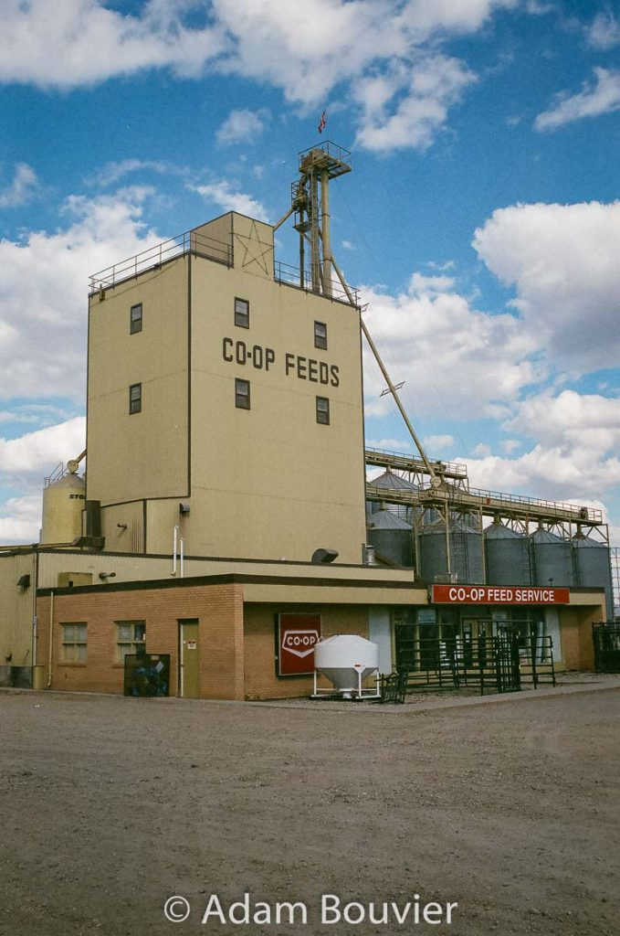 Co-Op Feeds, Moosomin, SK, April 2017. Contributed by Adam Bouvier.