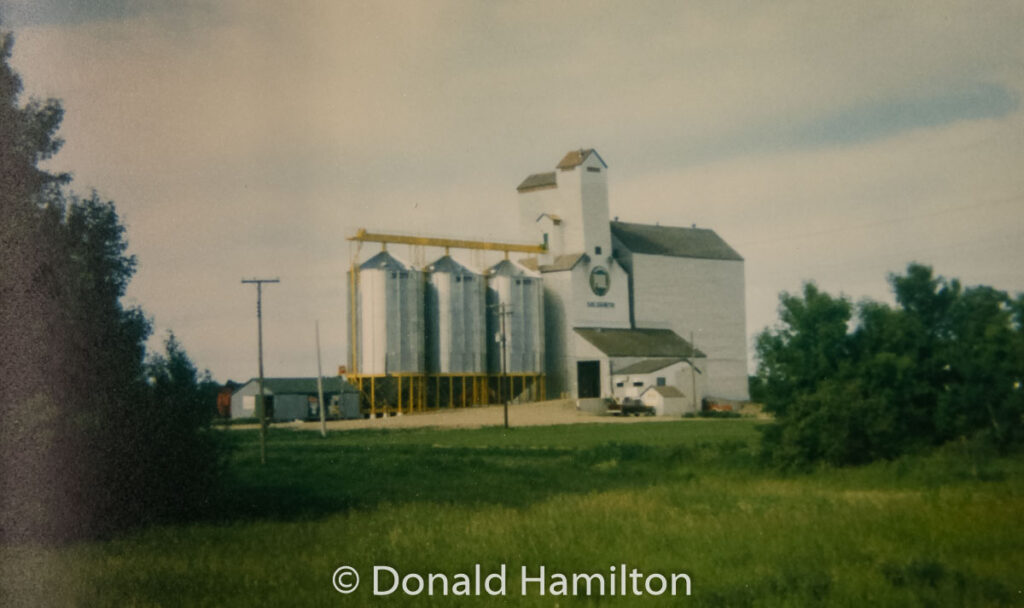 Solsgirth, MB, June 1991. Contributed by Donald Hamilton.