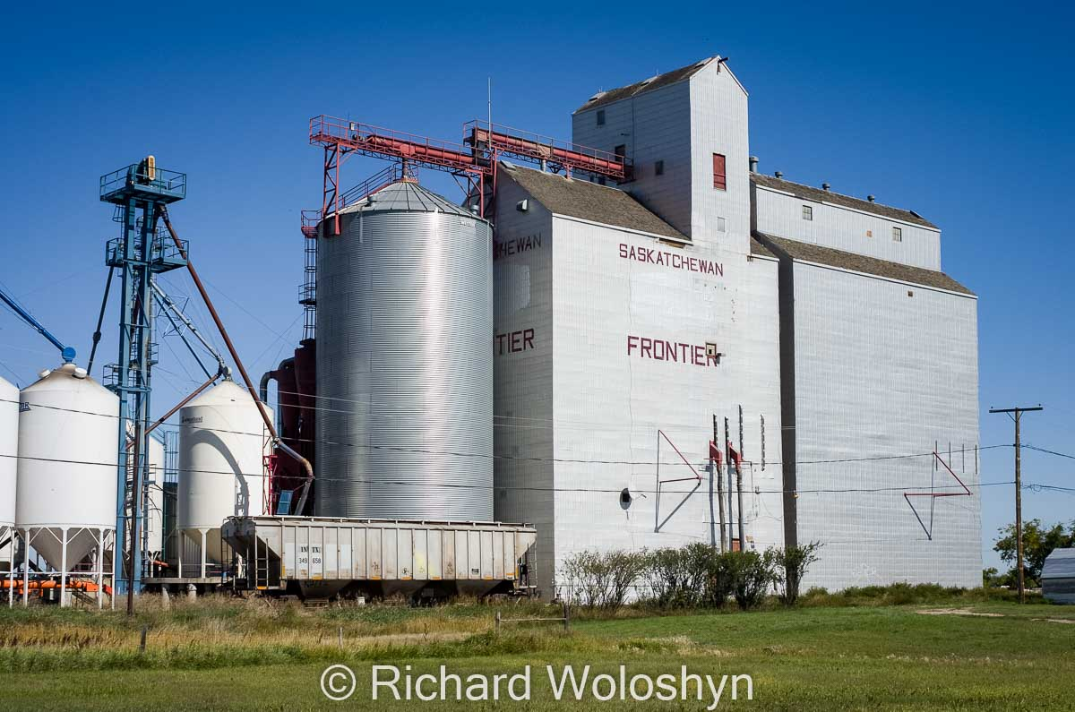 Frontier, SK, Sep 2014. Contributed by Richard Woloshyn.